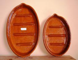 cazuela ovalado cochinillo